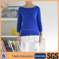 Wholesale reglan sleeve wool latest sweater designs for girls