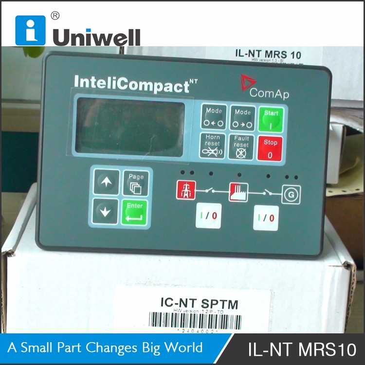 genset control panel Generator Controller IL-NT MRS10