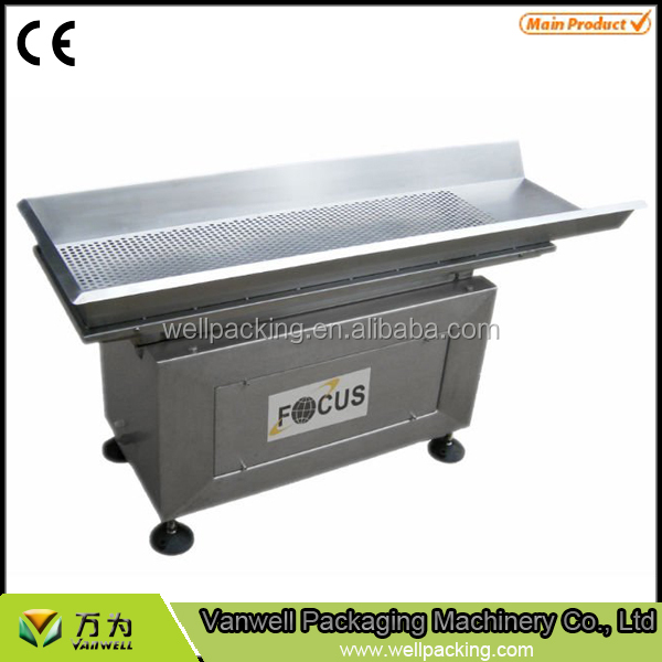 Fastback horizontal motion conveyor