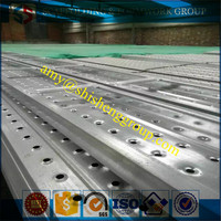 Tianjin SS Group Alibaba Gold Supplier Steel Portable Sidewalk/ Deck For Sale