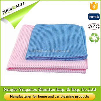 Kitchen cleaning cloth microfiber glasses cleaning cloth