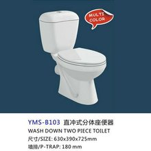 New Modern Ceramics wall mount tank type toilet B2920-316