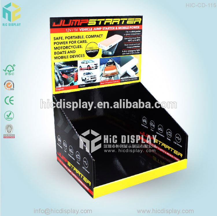China factory good price Induction lamp counter display