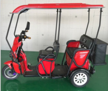 EVERBRIGHT BEST SALE Electric Tricycle 3 wheels China Autos Electricos Electric Van For Sale