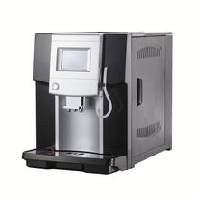 New style 4 languages europe standard professional cafe making machine