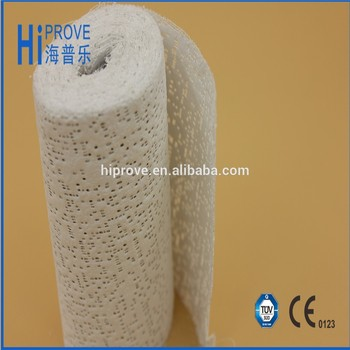 Medical Pop Plaster Of Paris Bandage With Price