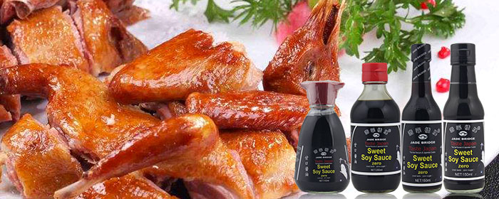 Asian Zero sugar Sweet Soy Sauce