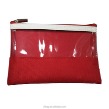 Bulk Zipper Nylon Travel Pouch Bag in HandBag Insert Organizer Cosmetic Pocket Makeup Storage Bag