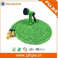 Shrinking Brass Fitting Garden Hose With Expandable Hose Hanger From China