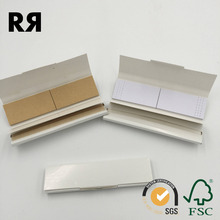 Richer 14gsm king size Hemp Smoking Rolling Paper + filters