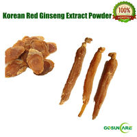 High Quality Korean Red Ginseng Extract Powder 10:1