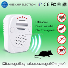 White plastic eletric mosquito trap,pest control machine and pest control fogging machine