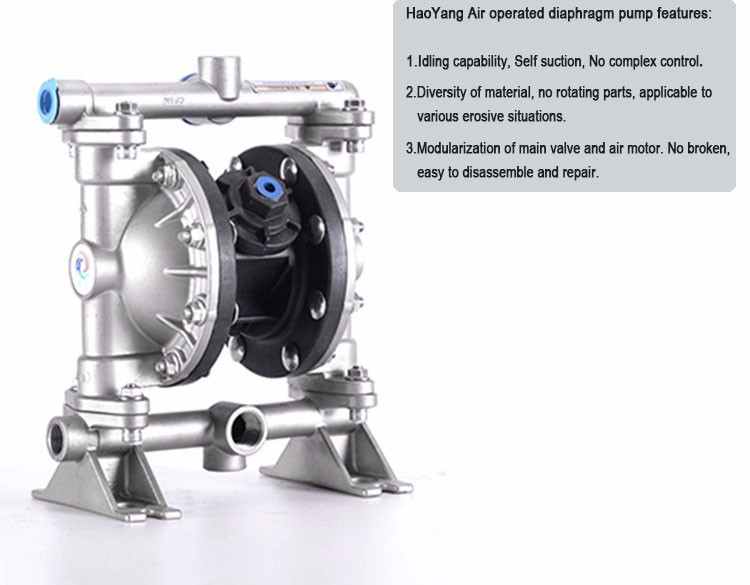 Stainless Steel Diaphragm Pump Circulation Water Pump