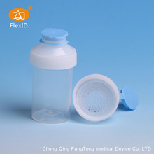 Disposable Medical Plastic Sputum Cup/ New Product of Microbiology