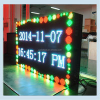 Led new product HD outdoor advertising open/closed led sign
