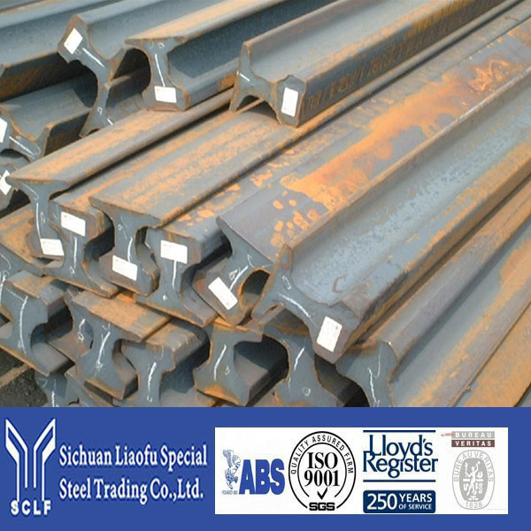 Lowest Price Free Sample UIC60 Steel Rail