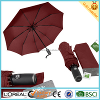 high quality Umbrellas and Maximum Protection Travel Umbrella with Wind Resistant and Auto Open/Close umbrella