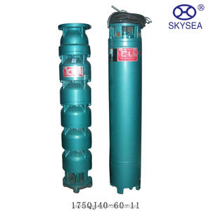 10hp deep well water pump submersible pump irrigation water pumps PRICE