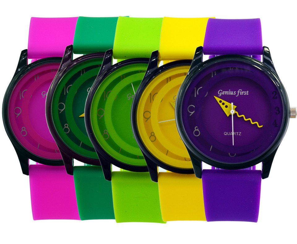 new style ladies watches young boy and young girl watches