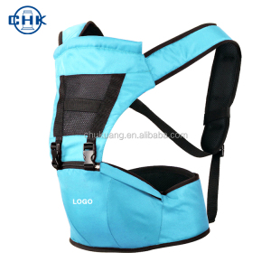Professional baby backpack safety waist stool straps multi functional baby carrier sling wraps