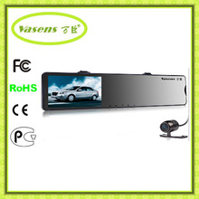 Night Vision Hot selling gps g-sensor hd 720p dual camera car dvr for wholesales
