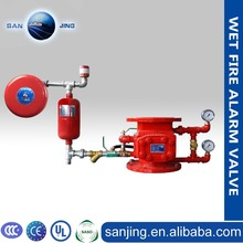 Supplying Various Types Fire Alarm Valve For Fire Fighting System (Wet Type Etc.)