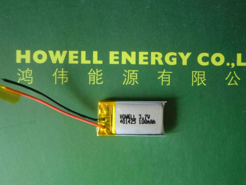Watch phone 3.7v battery made in China with cheap price