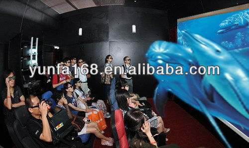 develop 3d movies one month 5d cinema equipment in Pakistan