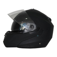half face skull helmets motorcycle with bluetooth (DOT&ECEcertification)