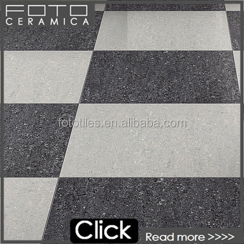 FOTO Chinese popular double loading polished porcelain floor zodiac tile