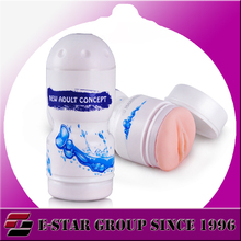 Medical TPE Pink Lady Male Sex Toys for Boys with Safe Skin Material