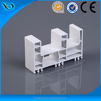15 Years China Supplier 8 Sliding UPVC Profile Door and Window