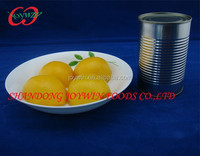 Cheap Canned food products distributors, canned yellow peach halves in light syrup