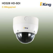 2.0 Megapixel PTZ High Speed Dome HD-SDI Camera
