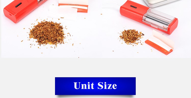 JL-044A Jiju Smoking Usb Automatic Cigarette Rolling Machine