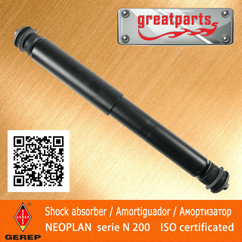 OIL Filled Rear Shock Absorber For NEOPLAN , CITYBUS BOGE 50-806-0