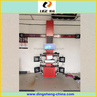 Auto diagnosis software vehicle testing wheel alignment machine price for sale DS6