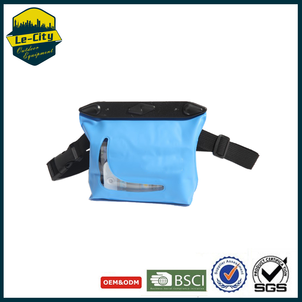 Multi-Color PVC Waterproof Camera Waist Bag Water Resistance Camera Case Smaller Dry Bag