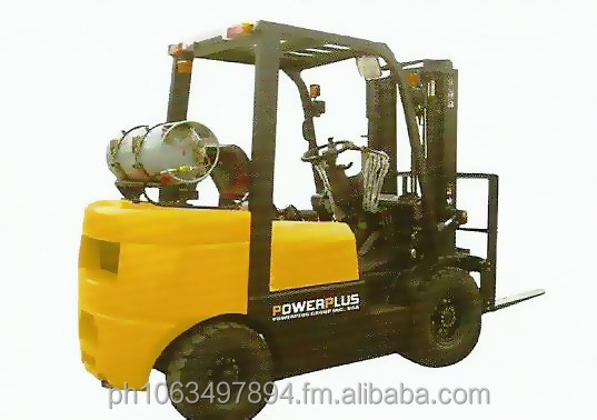 Gasoline Engine Forklift