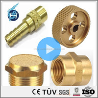 Automobile Parts Manufacturers hot sale cnc machining brass part with competitive price