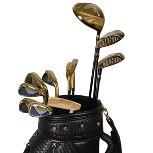 2018 Hot Sale Import Export Major cheap Golf Clubs or complete set of clubs with Golf bag