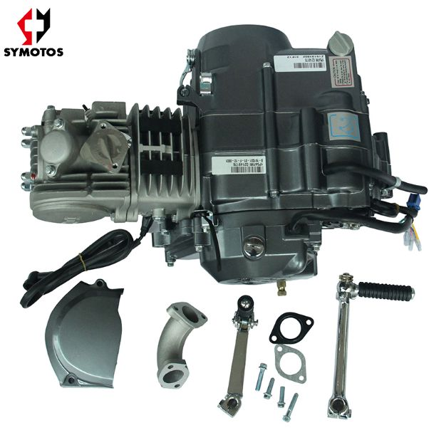 LIFAN 125cc electric foot Start Engines For Lifan 125cc Electric Foot Start Engines Motor Dirt Bike Motorcycle