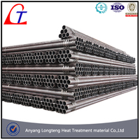 Black Steel ASTM A53 Grade B High Temperature Seamless Pipe