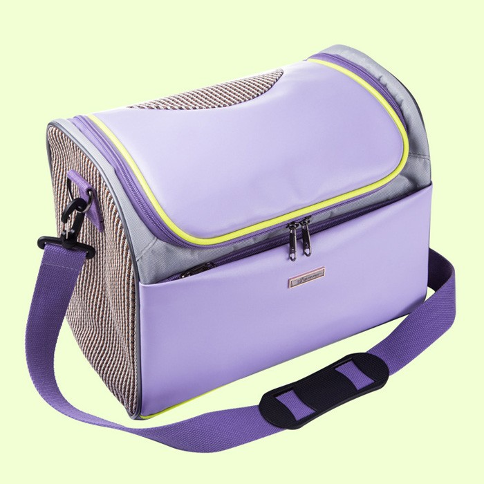 Soft Designer Pet Carrier Hond Carrier Tote Bag