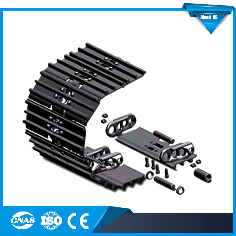 Warranty 1 Year Certificated PC55 Small Crawler Tracks Excavator Part