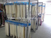 natural white habotai silk for batik