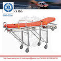EMS-D205 roll-in self collapsible ambulance stretcher