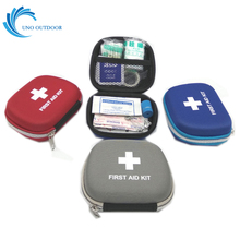 Outdoor product hot selling waterproof mini survival kit automobile first aid kit