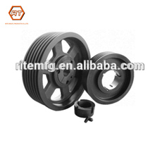 Factory sale high quality flat belt idler pulley
