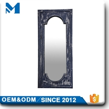 Style Length Hotel Dressing Mirror Black